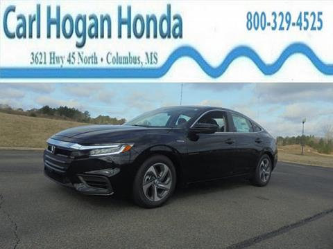 2019 Honda Insight for sale in Columbus, MS