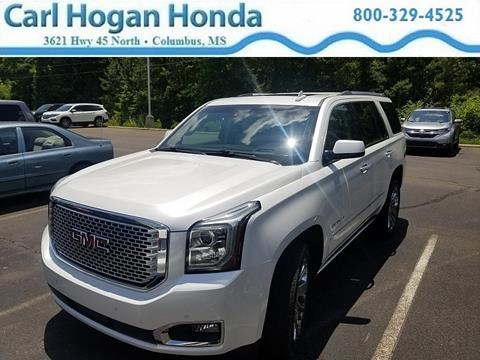 2016 GMC Yukon for sale in Columbus, MS