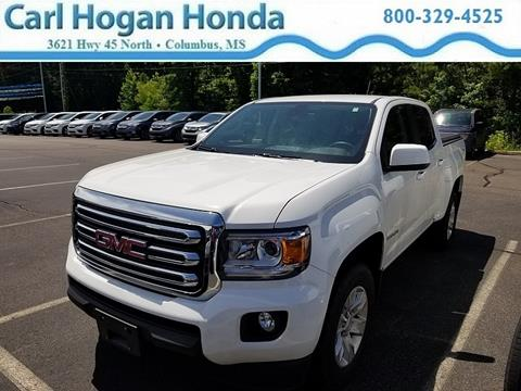 2018 GMC Canyon for sale in Columbus, MS