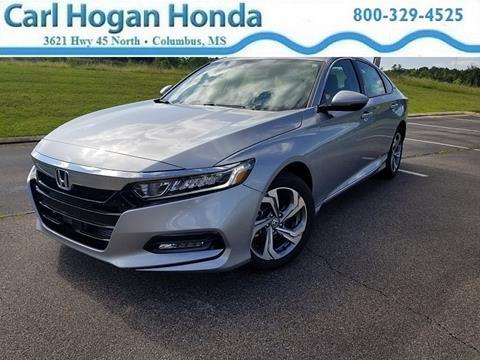 2019 Honda Accord for sale in Columbus, MS