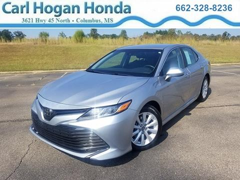 2018 Toyota Camry for sale in Columbus, MS