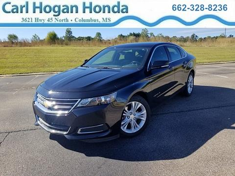 2015 Chevrolet Impala for sale in Columbus, MS