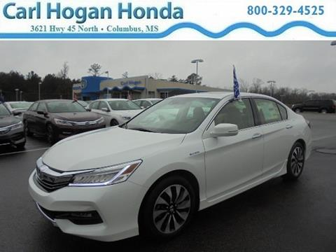 2017 Honda Accord Hybrid for sale in Columbus, MS