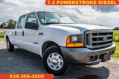 1999 Ford F-250 Super Duty for sale in Moscow Mills, MO