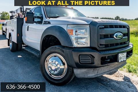 2012 Ford F-450 Super Duty for sale in Moscow Mills, MO