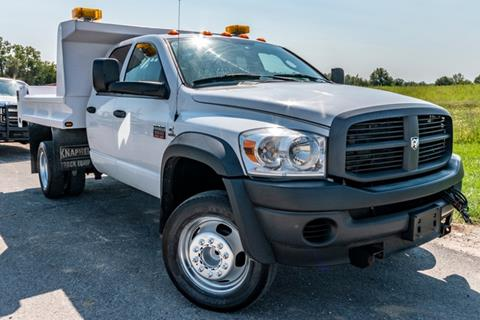 2009 Dodge Ram Chassis 5500 for sale in Moscow Mills, MO