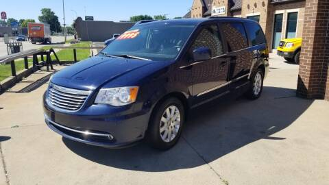2014 Chrysler Town and Country for sale at Madison Motor Sales in Madison Heights MI