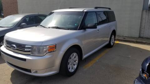 2010 Ford Flex for sale at Madison Motor Sales in Madison Heights MI
