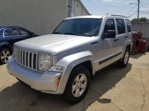 2010 Jeep Liberty for sale at Madison Motor Sales in Madison Heights MI