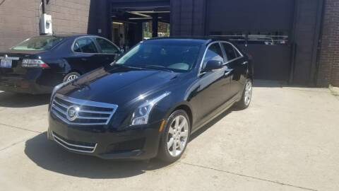 2014 Cadillac ATS for sale at Madison Motor Sales in Madison Heights MI