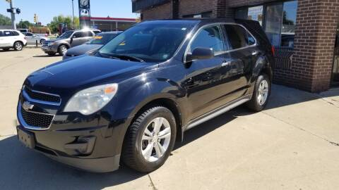 2010 Chevrolet Equinox for sale at Madison Motor Sales in Madison Heights MI