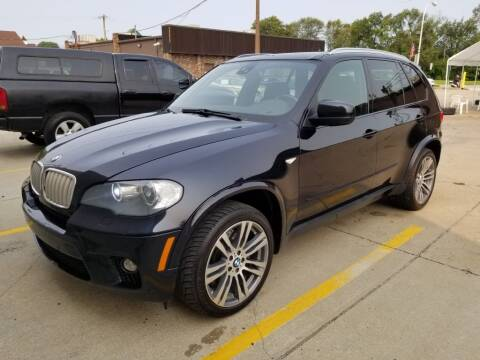2011 BMW X5 for sale at Madison Motor Sales in Madison Heights MI