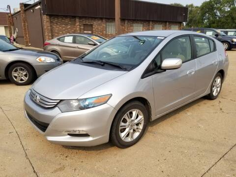 2010 Honda Insight for sale at Madison Motor Sales in Madison Heights MI