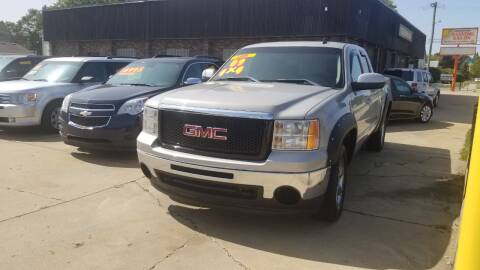 2009 GMC Sierra 1500 for sale at Madison Motor Sales in Madison Heights MI
