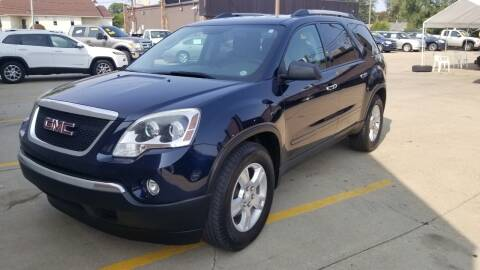 2011 GMC Acadia for sale at Madison Motor Sales in Madison Heights MI