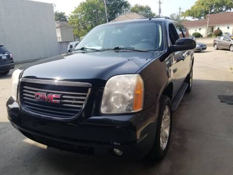 2008 GMC Yukon XL for sale at Madison Motor Sales in Madison Heights MI