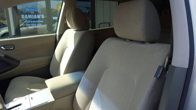 2009 Nissan Murano AWD S 4dr SUV - Hamilton NY