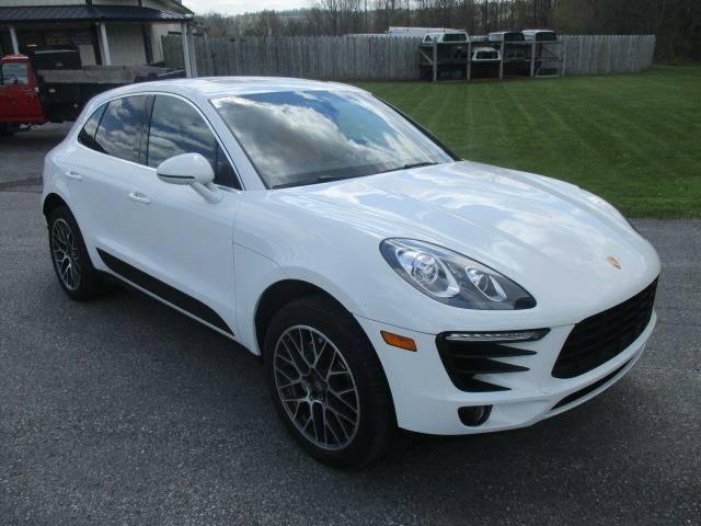 2015 Porsche Macan AWD S 4dr SUV - Hamilton NY