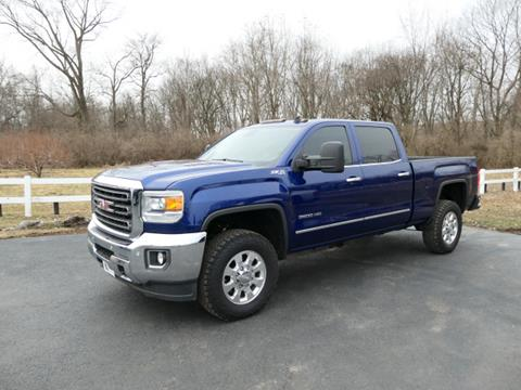 2015 GMC Sierra 3500HD for sale in Stevens, PA
