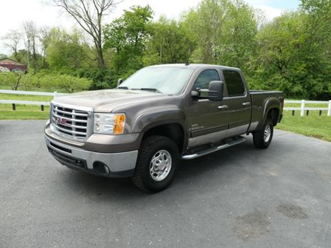 2008 GMC Sierra 2500HD for sale in Stevens, PA