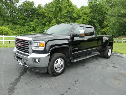 2016 GMC Sierra 3500HD for sale in Stevens, PA