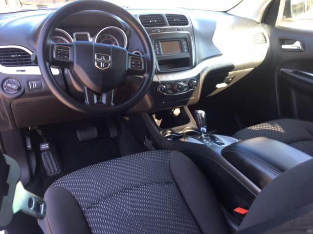 2017 Dodge Journey SXT 4dr SUV - Hope AR