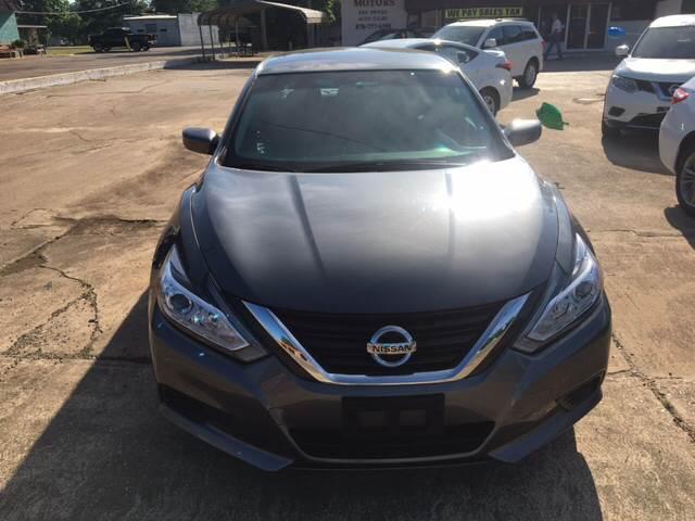 2016 Nissan Altima 2.5 S 4dr Sedan - Hope AR