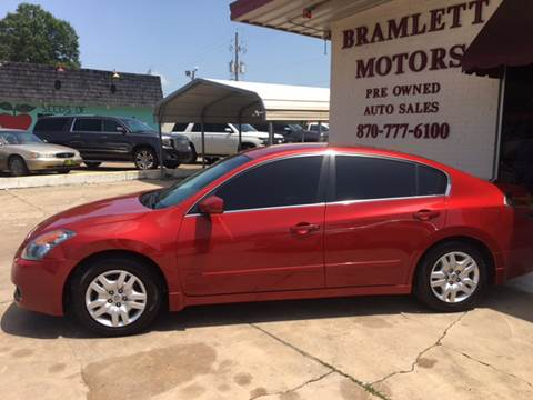 2009 Nissan Altima for sale in Hope, AR