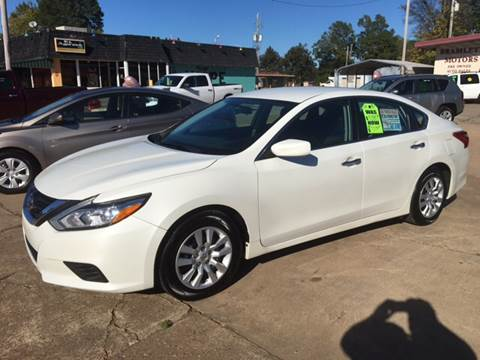 2016 Nissan Altima for sale in Hope, AR