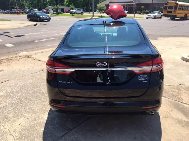 2017 Ford Fusion SE 4dr Sedan - Hope AR