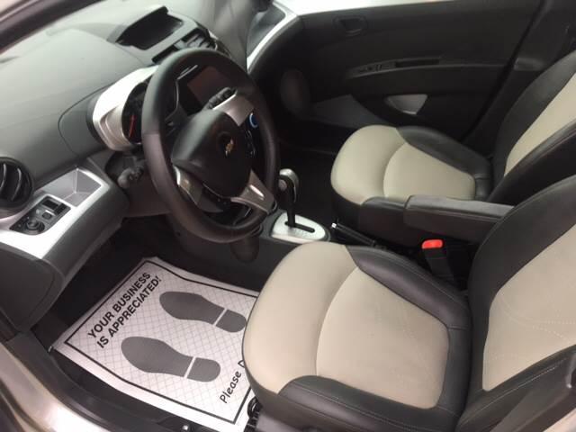 2015 Chevrolet Spark 2LT CVT 4dr Hatchback - Hope AR