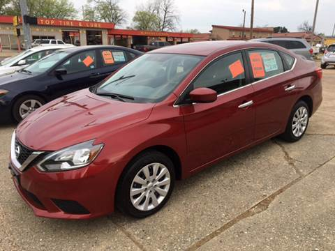2016 Nissan Sentra for sale in Hope, AR