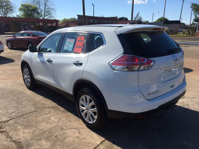 2016 Nissan Rogue S 4dr Crossover - Hope AR