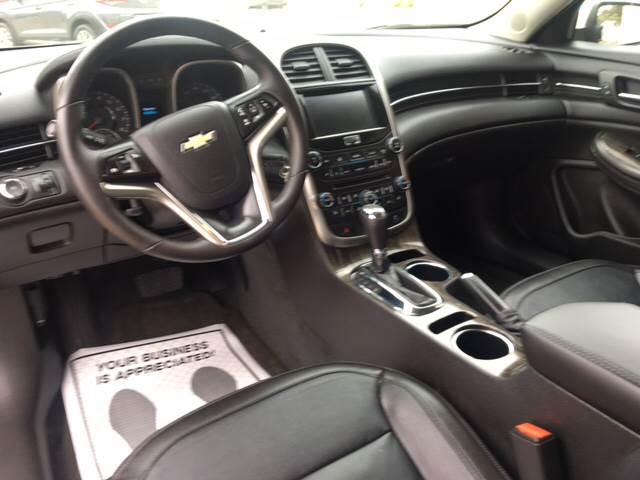 2015 Chevrolet Malibu LTZ 4dr Sedan w/1LZ - Hope AR