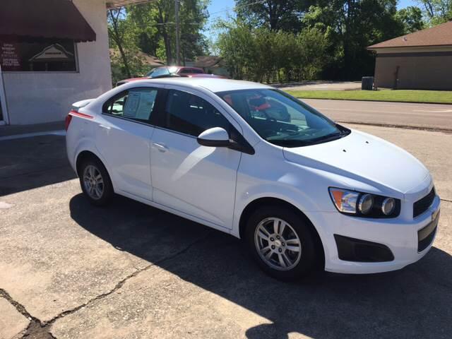 2015 Chevrolet Sonic LT Auto 4dr Sedan - Hope AR
