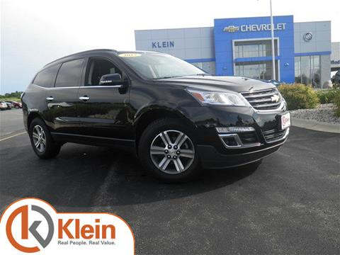 2017 Chevrolet Traverse for sale in Clintonville, WI