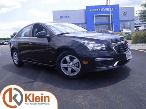 2015 Chevrolet Cruze for sale in Clintonville, WI