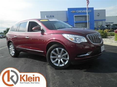 2017 Buick Enclave for sale in Clintonville WI