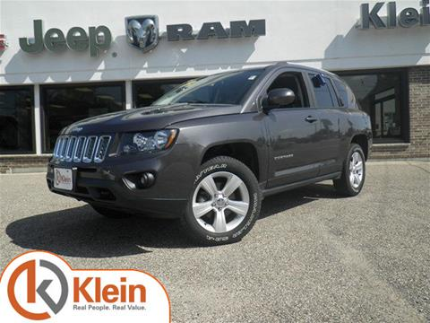 2015 Jeep Compass for sale in Clintonville WI