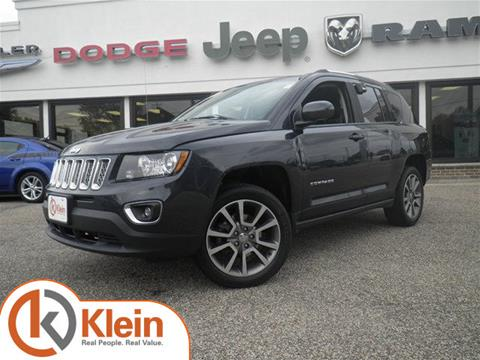 2014 Jeep Compass for sale in Clintonville, WI