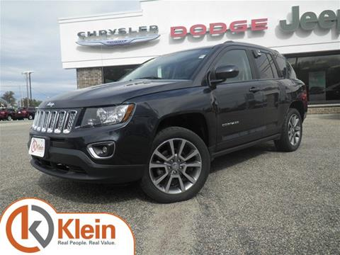 2014 Jeep Compass for sale in Clintonville WI