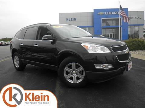 2011 Chevrolet Traverse for sale in Clintonville, WI