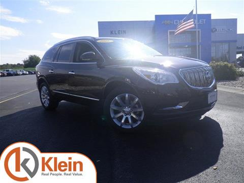 2017 Buick Enclave for sale in Clintonville, WI