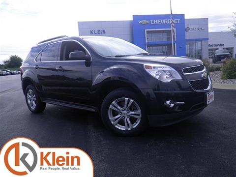 2010 Chevrolet Equinox for sale in Clintonville WI