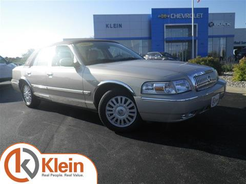 2007 Mercury Grand Marquis for sale in Clintonville, WI