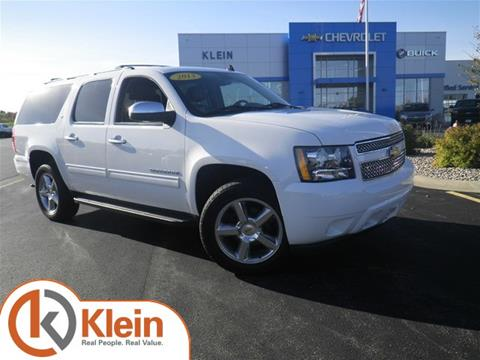 2013 Chevrolet Suburban for sale in Clintonville, WI