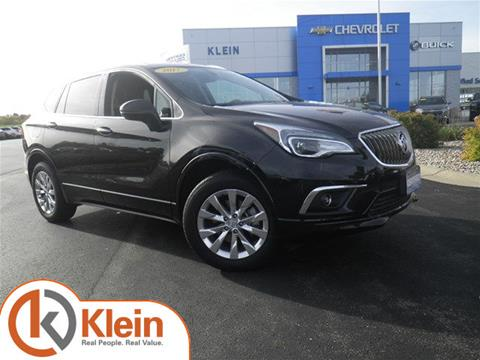 2017 Buick Envision for sale in Clintonville, WI