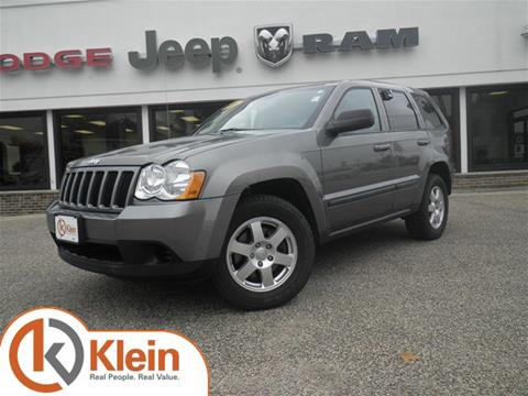 2008 Jeep Grand Cherokee for sale in Clintonville, WI