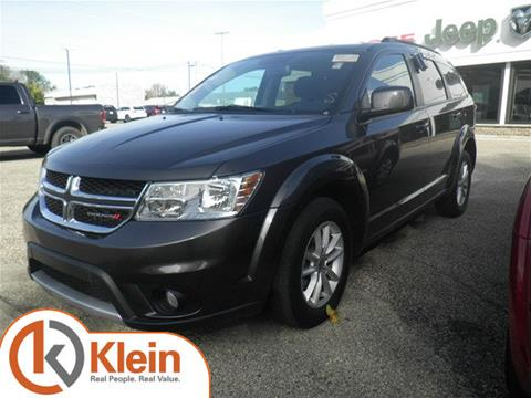 2016 Dodge Journey for sale in Clintonville WI