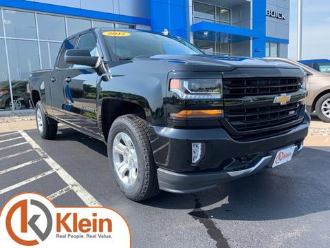 2017 Chevrolet Silverado 1500 For Sale In Clintonville Wi